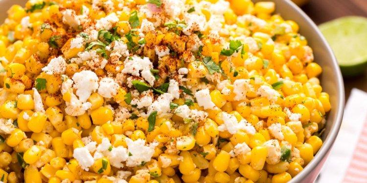 13 Mexican Street Corn Recipes