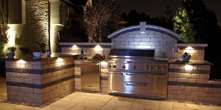 1+ images about BBQ Area on