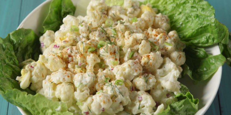Low-Carb Potato Salad