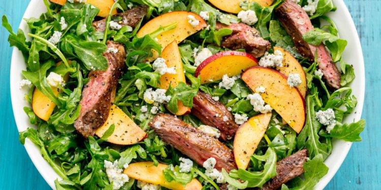 20+ Healthy Steak Recipes