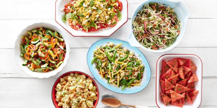 30 Easy Summer Side Dishes