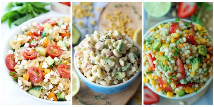 50 Summer Pasta Salad Recipes