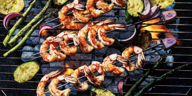 Citrus Grilled Shrimp