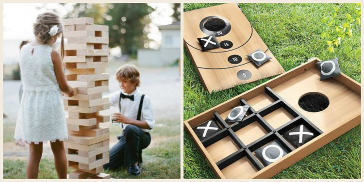BBQ Party Game Ideas from