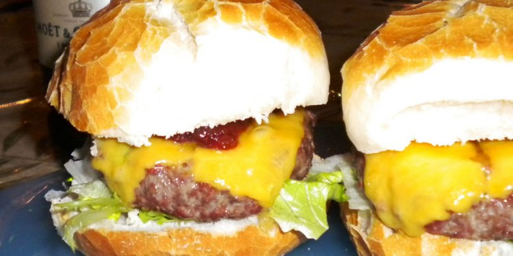 Birthday Cheeseburger