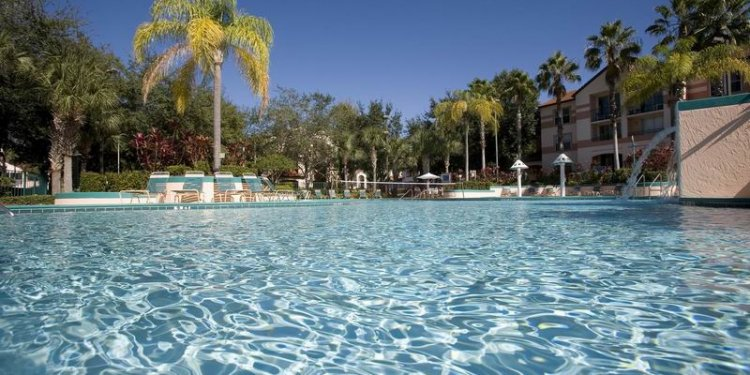 Blue Tree Resort at Lake Buena Vista Orlando Pool
