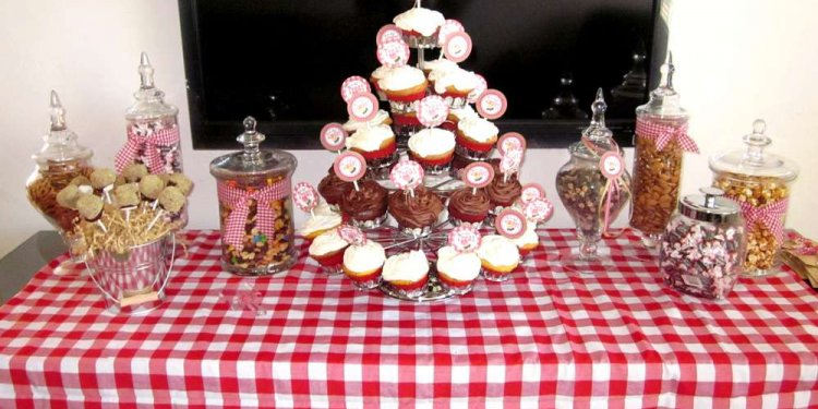 Bbq Dinner Party Ideas Photo 1