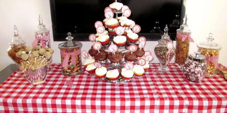 Bbq Dinner Party Ideas Photo 1