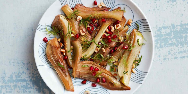Braised Fennel with