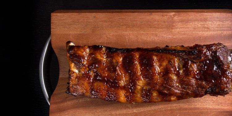 Easy BBQ Instant Pot Ribs