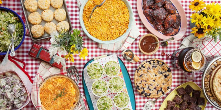 Easy Potluck Recipes - Summer