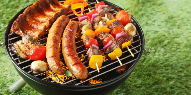 For sizzling summer BBQs