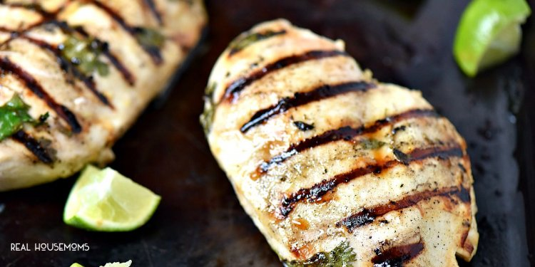 Tequila Lime Grilled