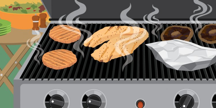 Light Recipes for the Grill