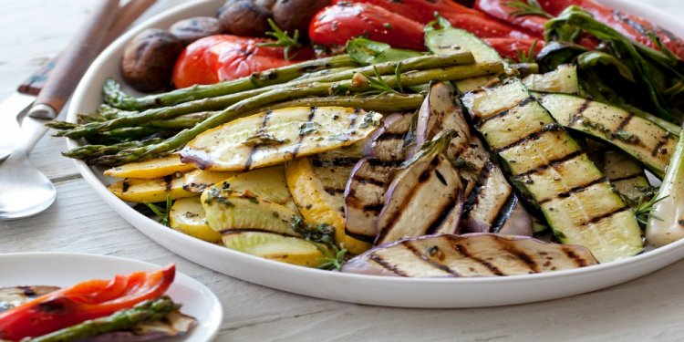 Healthy Spring BBQ Recipes