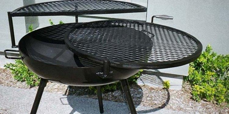 Fire Pit Bbq Grill Ideas