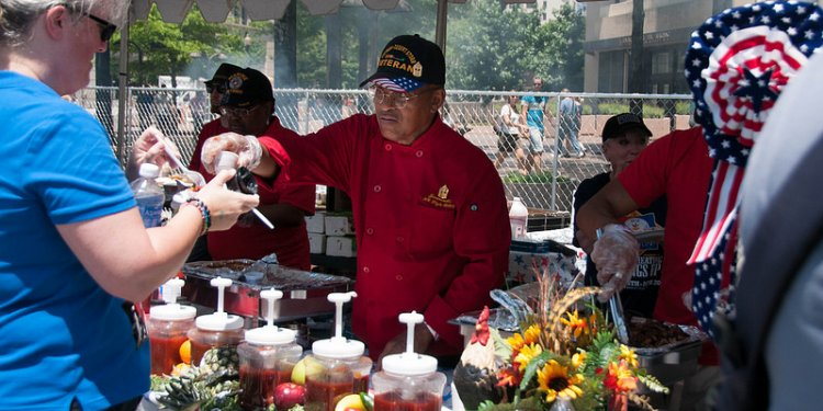 Military Chefs Cook-off