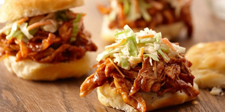 Sweet Southern BBQ Pulled