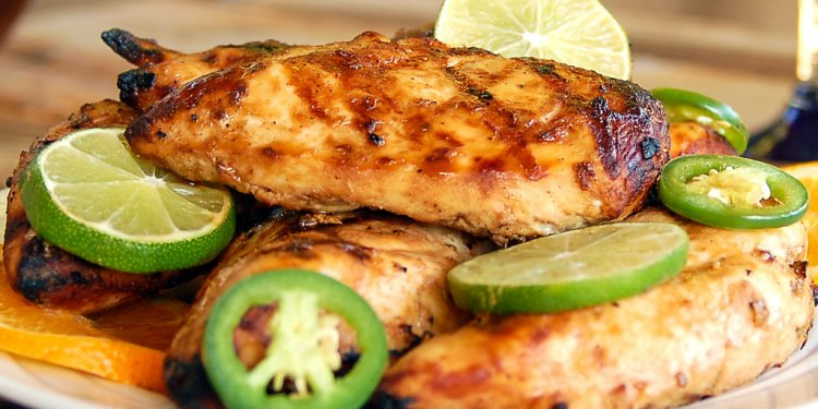 Top 10 Grilled Chicken Recipes