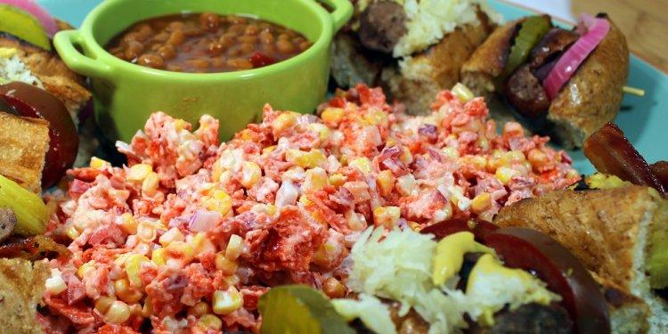 Spicy Chipotle BBQ Corn