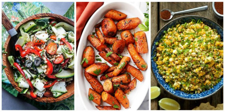 Salad side Dishes for BBQ