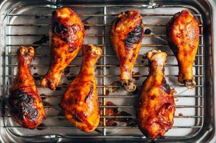 Easy BBQ Chicken in the Oven