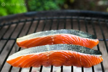 Easy Grilled Salmon