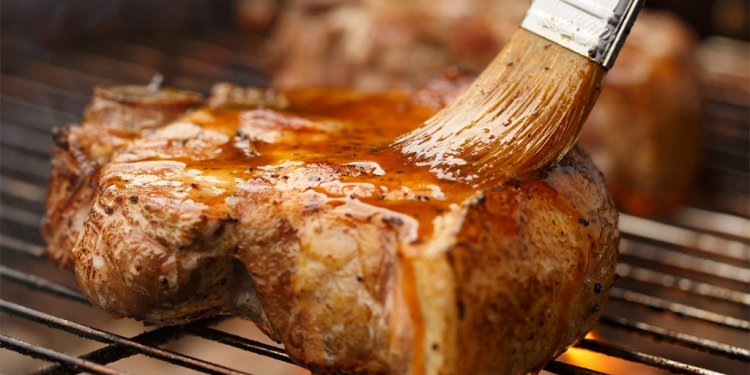 Best sides for Grilled pork chops