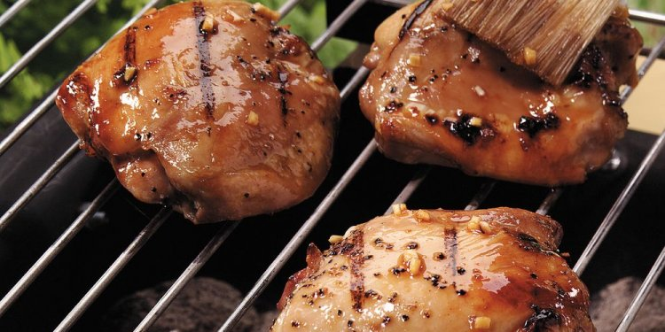 Grilled chicken Dinner Ideas
