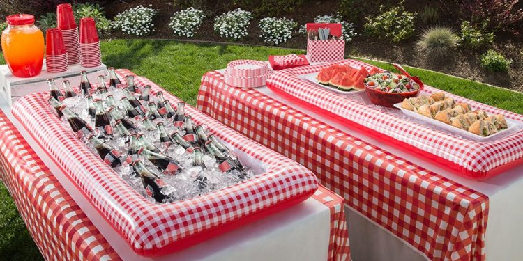 Barbecue ideas for a party