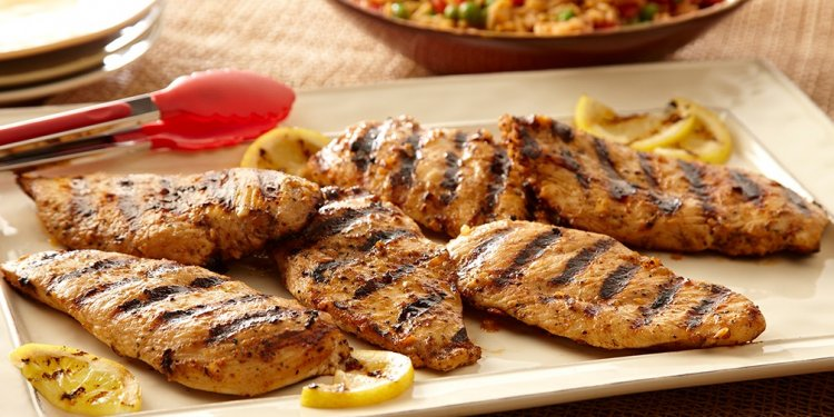 Healthy Recipes on the Grilled