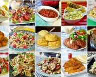 BBQ party side Dishes