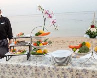 Beach BBQ ideas