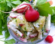 Salad for Barbecue party