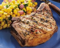 Side Dishes for Grilled pork chops