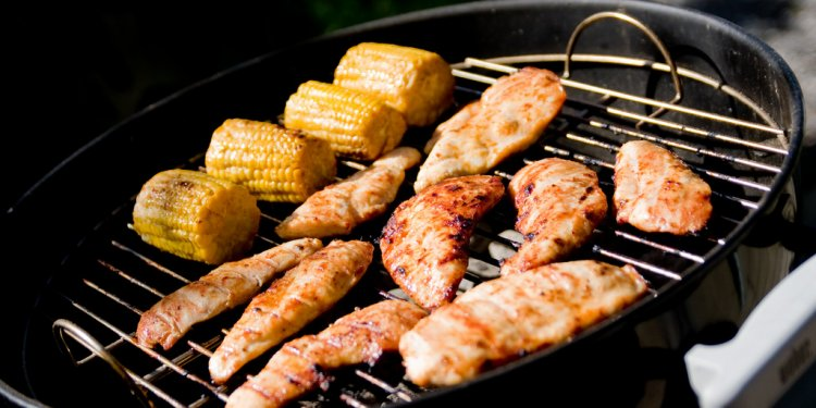 Summer BBQ Dishes